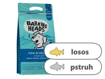 Barking Heads Fish n Delish