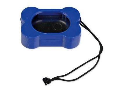 clicker modrý