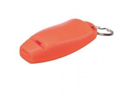 Clicker - píšťalka, oranžová