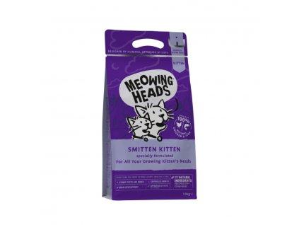 Meowing Heads Smitten Kitten 1,5 kg | Krmiva u Toma