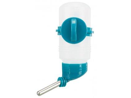 Napaječka se šroubovací úchytkou pro křečky, pískomily 125 ml, modrá