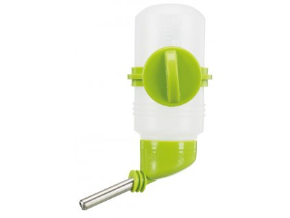 Napaječka se šroubovací úchytkou pro křečky, pískomily 125 ml, zelená