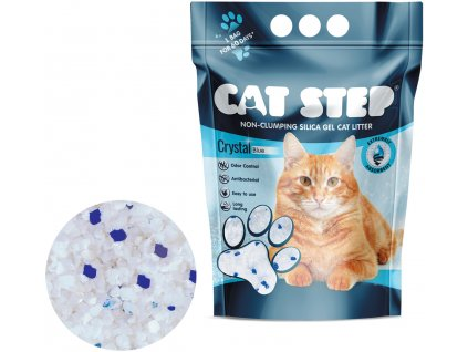 Cat Step Crystal Blue 7,6 l