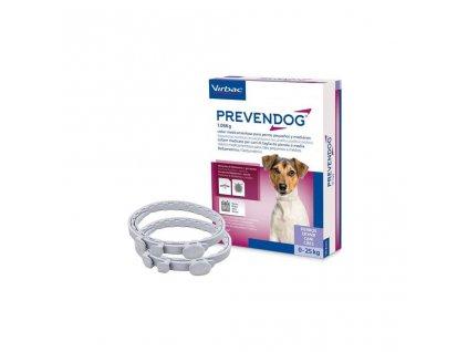 Prevendog obojek pro malé a střední psy 2x 60 cm