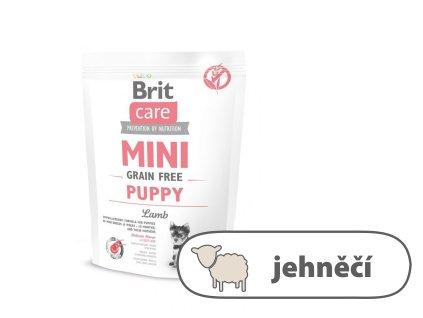 Brit Care MINI Grain Free Puppy Lamb 400 g