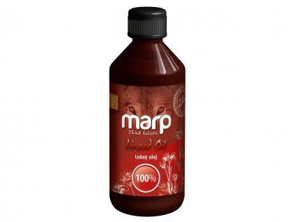 Marp Holistic - Lněný olej 500 ml | Doplněk stravy | Krmiva u Toma