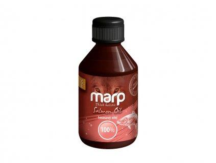 Marp Holistic - Lososový olej 250 ml | Doplněk pro zlepšení srsti | Krmiva u Toma
