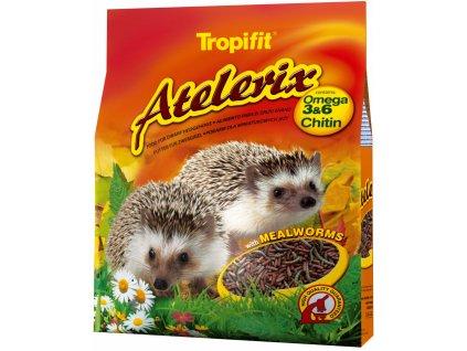 TrTropifit - Atelerix, krmná směs pro ježky 700 g | Krmivo pro všechny ježky | Krmiva u Toma