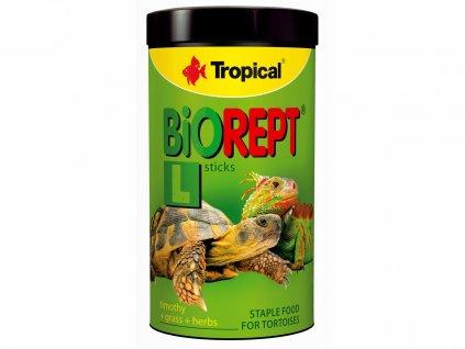 Tropical – Biorept L, suchozemská želva 100 ml   Krmiva u Toma