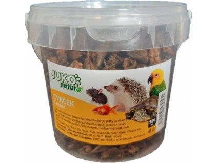 Sušení cvrčci Juko 500 ml | Krmiva u Toma