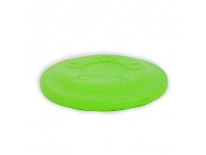 Akinu Aqua pěnové frisbee velké zelené 21,5 cm   Krmiva u Toma