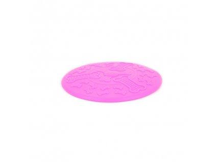 Akinu Frisbee Yummy malé růžové 19 cm   Krmiva u Toma