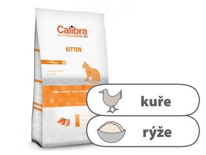 Calibra Cat HA Kitten Chicken 2 kg