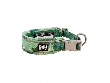 Obojek Hurtta Weekend Warrior 25-35 cm – zelený Camo