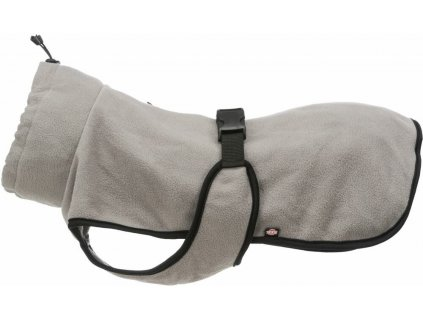 Grenoble kabátek L (55 cm) - šedá