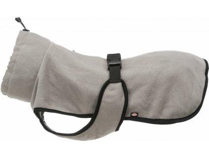 Grenoble kabátek M (45 cm) - šedá