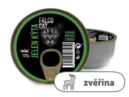 FALCO CAT jelen kýta 120 g