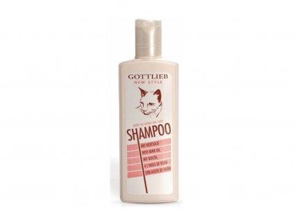 Šampon Gottlieb CAT 300ml
