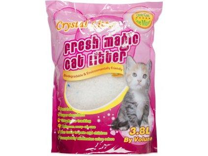 Crystal Cat litter 3,8 litru