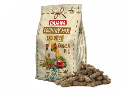 32225 dajana country mix exclusive guinea pig 500 g 1