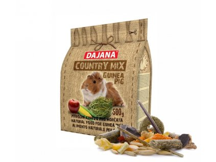 32252 dajana country mix guinea pig morce 500 g 1