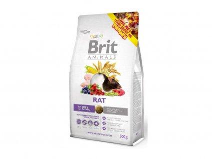 Brit Animals RAT complete 300g