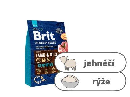 Brit Premium by Nature Sensitive Lamb 3 kg