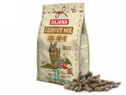 32237 dajana country mix exclusive degu 500 g 1