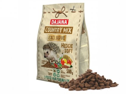 32240 dajana country mix exclusive hedgie 500 g 1