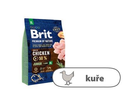 Brit Premium by Nature Junior XL 3 kg