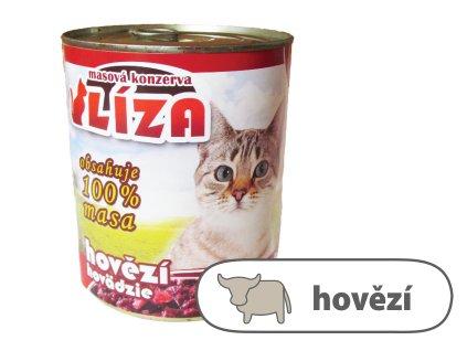 LÍZA cat hovězí 800 g