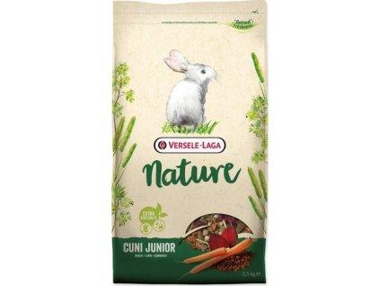 Nature Cuni Junior pro králíky 2,3 kg