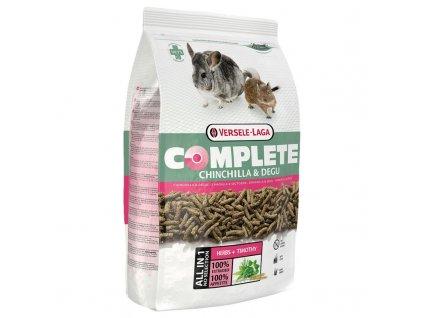 Complete Chinchilla & Degu pro činčily a osmáky 1,75 kg