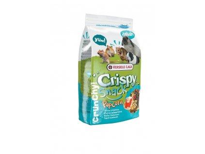 Crispy Snack pro hlodavce Popcorn 650 g