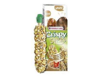 VL Crispy Sticks pro potkany myš Kukuřice ořech 110g
