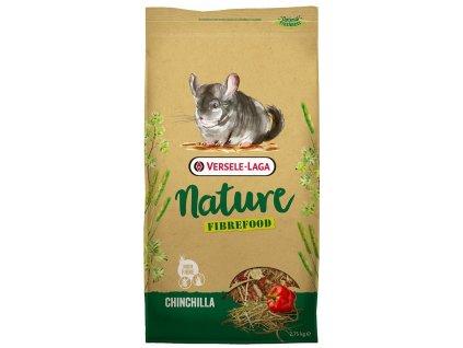 Nature Fibrefood Chinchilla pro činčily 1 kg