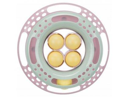 JUNIOR hračka kruh s míčky pro koťata 24 cm 2