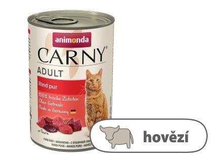 Animonda CARNY Adult – hovězí 400 g