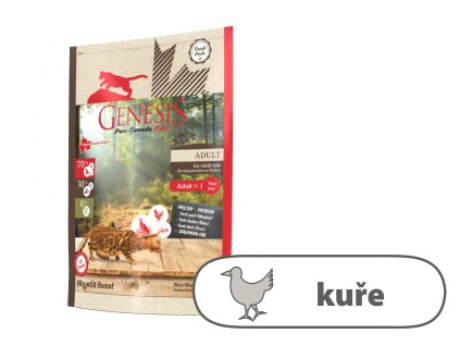 GENESIS Pure Canada My Wild Forest Adult Cat 2,26 kg AKCE