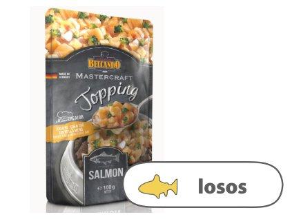 Belcando MasterCraft Topping Salmon 100 g