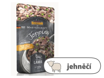 Belcando MasterCraft Topping Lamb 100 g
