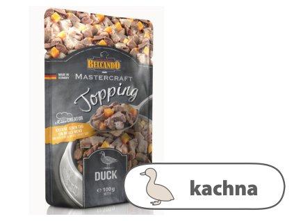 Belcando MasterCraft Topping Duck 100 g