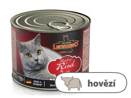 Leonardo Bohaté na hovězí maso 200 g