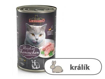 Leonardo Bohaté na králičí maso 400 g