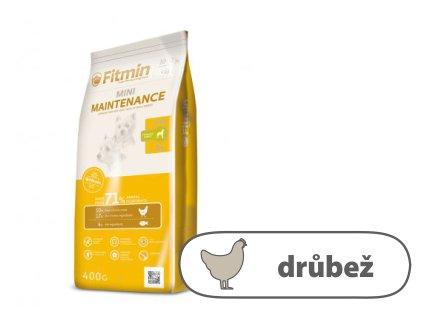 Fitmin Mini Maintenance kompletní krmivo pro psy 0,4 kg