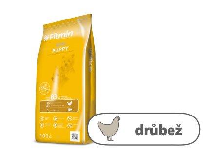Fitmin Mini Puppy kompletní krmivo pro psy 0,4 kg