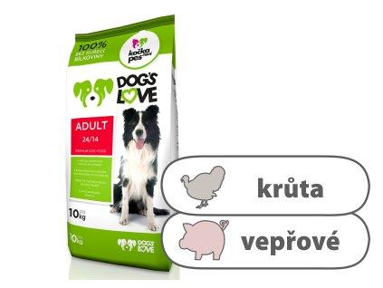 Dog's Love Adult 10 Kg