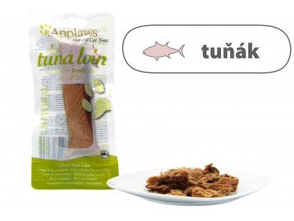 Applaws Steak přírodní filet – Tuňák 30 g