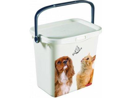 Curver multibox kočka pes 6l
