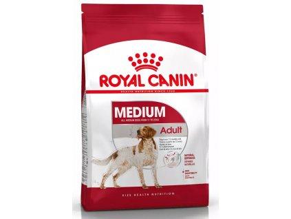 Royal Canin Medium Adult 4 kg VÝPRODEJ